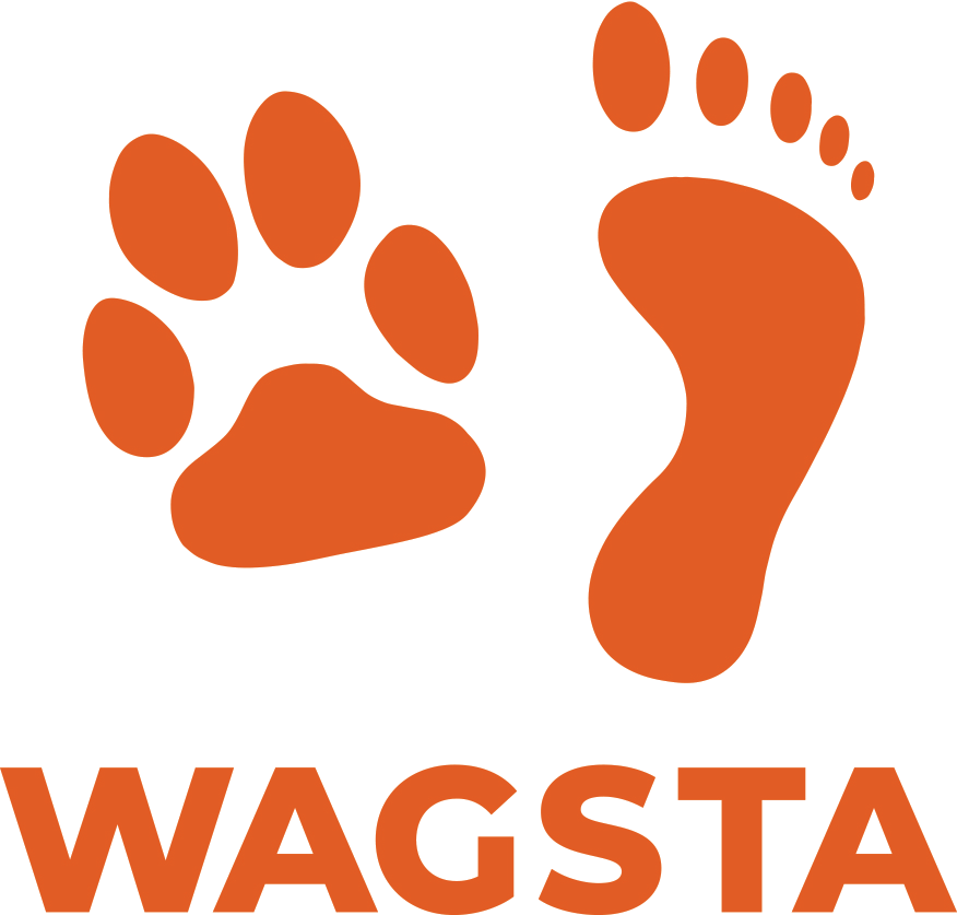 WAGSTA Logo Orange